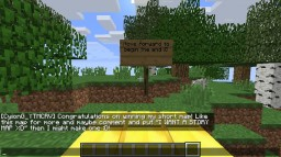 Find the Plates Minecraft Map & Project