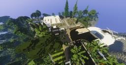 Big Modern House 4 Minecraft Map & Project