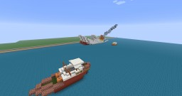 Sinking ship Minecraft Project