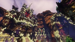 Howl's Lobby Minecraft Project