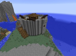 Prince of Wales Tower Minecraft Project
