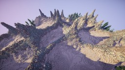 PTerraforming #2 - Frozen Mountains/Caves/Forest Minecraft Map & Project
