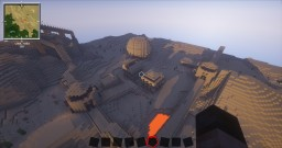 """Orc Kingdome"" on BullseyeGamingSWE server Minecraft Map & Project"