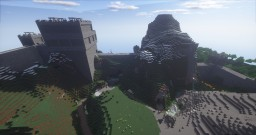 """Iron Hills"" on BullseyeGaming server Minecraft Map & Project"