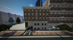 Hotel, Downtown Hamilton | Artenia Minecraft Map & Project