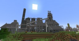 Blast Furnace No. 1 Minecraft Map & Project