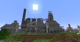 Blast Furnace No. 1 Minecraft Project