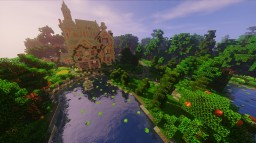 Miss Peregrine's Home For Peculiar Children Minecraft