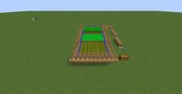Automatic farm Minecraft Map & Project