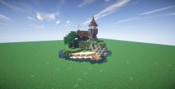 Lighthouse Island (Mini-Build) Minecraft Map & Project