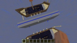 SKYSHIP TNT WARS ! Minecraft
