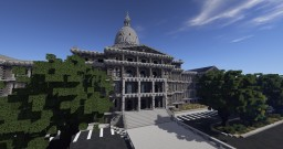michigan state capitol building Minecraft