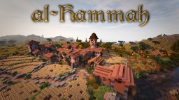Town of al-Hammah [Messy Medieval] Minecraft Project