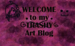 My new Art Blog (which is still trashy... *sigh*) *EDIT: ITS h0t gUYs! Minecraft Blog