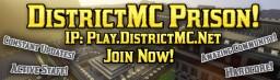 DistrictMC Prison Minecraft Server