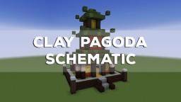 Clay Pagoda Minecraft Map & Project