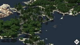 [VI] Fear Ve Tyliczia - Custom Terrain (Trees, Islands, Nether, Oceans) Minecraft