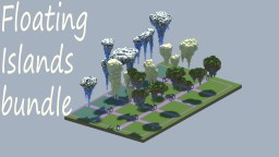 Floating Islands Bundle Minecraft Map & Project