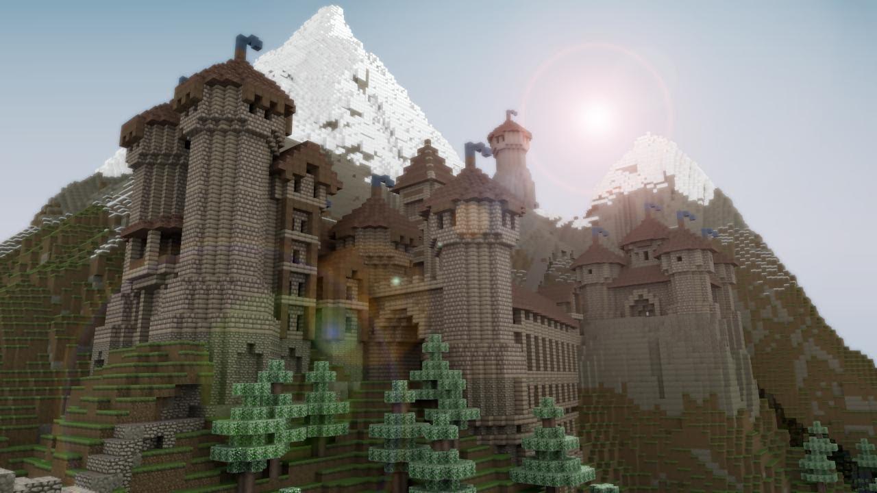 New Minecraft Kasteel Maken WQ37 | Belbin.Info #AW55