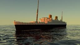 RMS Melbourne 1938
