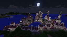 Moonlight Forests Minecraft Map & Project