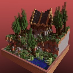 Build on  Small Plot Minecraft Map & Project