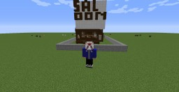 SALOON Map By: Cyion Minecraft Map & Project
