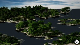 [VI] Wonders Of Amarelia - Custom Terrain (Quintuple Release, Custom Trees, Islands) Minecraft Project