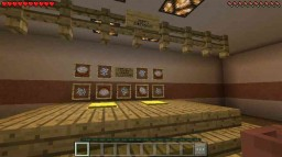 Fredbears family diner Minecraft Map & Project