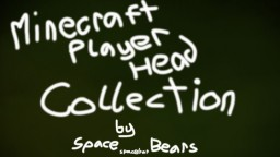 Minecraft Player Head Collection Minecraft
