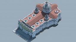 St. Peters Basilica (Basilica Sancti Petri) - Vatican city Minecraft