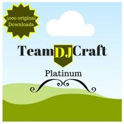 TeamDJ Craft Platinum (PVP Pack)