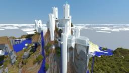 The Quartz Castle Minecraft Map & Project
