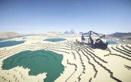 Wasteland Server!  Can you survive?  -24/7 LAG-FREE Minecraft Server