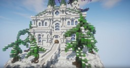 Godly island - skyblock spawn Minecraft