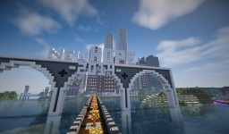 New Hope (New LLR City) Minecraft