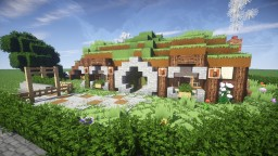 Trou de Hobbit / Hobbit Hole Minecraft Map & Project