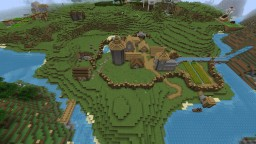 This is my Random World :D Minecraft Project