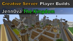 Spotlight - Jenn0va, The Kingdom Minecraft Blog Post