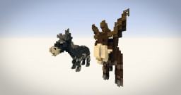 Donkeys | PMC-Daily-Challenge Day#3