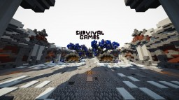 Winter Spawn | SurvivalGames Minecraft Project