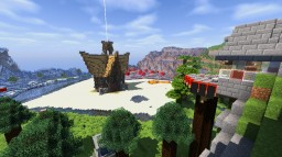 Kitpvp Map! Minecraft Map & Project