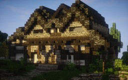 The Waystone Inn (The Kingkiller Chronicle) Minecraft