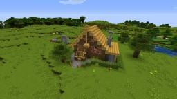 Mutli Choice Villager Conversations & RPG command blocks Minecraft Map & Project