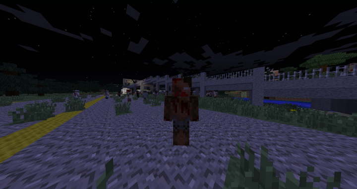 Atlanta city crafting dead version minecraft project for Crafting dead server download