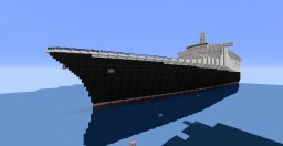 QE2 Original Minecraft Map & Project