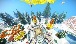 Minecraft Christmas Hub Minecraft Project