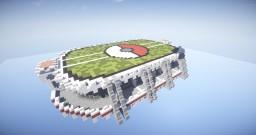 PvP map: Pokemon stadium Minecraft Map & Project
