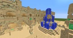 Desert Mall Minecraft Map & Project