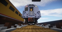 NYC Subway R33 World's Fair Car Minecraft Map & Project